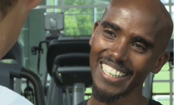 Champion Runner Mo Farah uses Cryotherapy